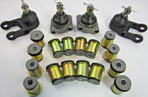 Ferrari 246 308 365 400 328 330 GTC Fr /& RR Bras Bague Kit Rotule