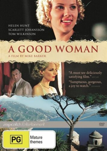1 of 1 - A Good Woman (DVD, 2012)