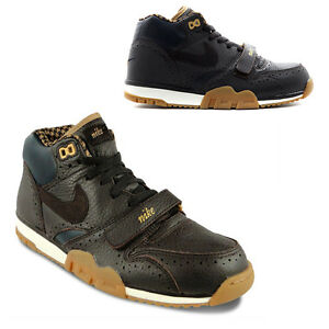 outlet store 3ccc2 8f98b Image is loading Original-Nike-Air-Trainer-1-Mid-Premium-QS-