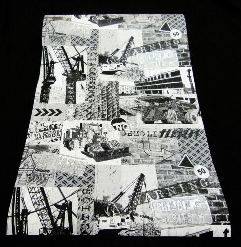 8725-24-4 1 Rolle hochwertige Kinderzimmer Papier Tapete coole Baustelle