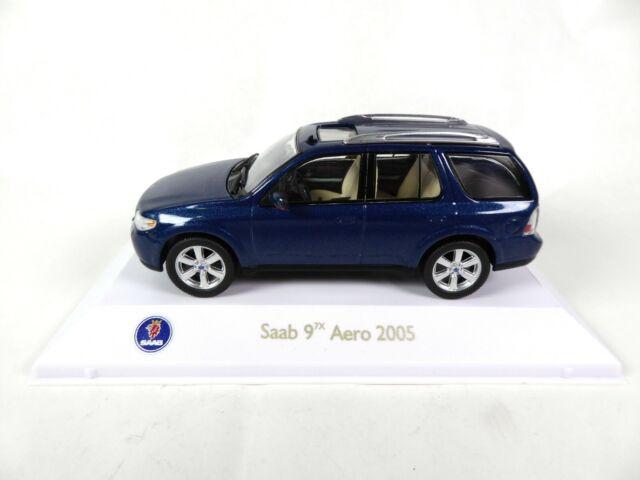 Saab 97 X 2005-1:43 Editions Atlas Diecast Miniatur Modellauto S028