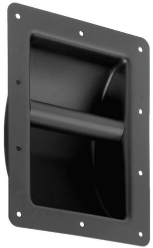 2x Monacor MZF-8304 PA-Griff Lautsprecher Boxen Griffe schwerlast Metall PAAR