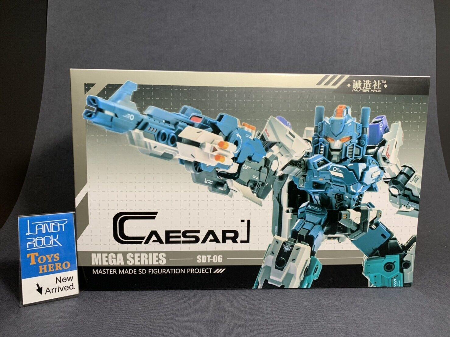 [giocattoli Hero]  In He Transformers Master fatto SDT-06 Caesar  fino al 60% di sconto