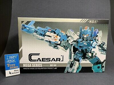 New Transformers Master Made SDT-06 Caesar Overlord Figure In Stock