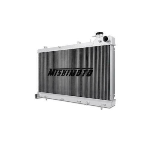 "Mishimoto ""2 Row"" Radiator WRXSTi GD 0107 Manual"