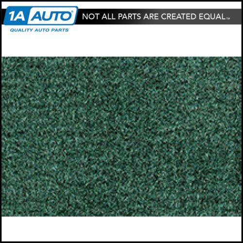 for 1976-80 Plymouth Volare 4 Door Cutpile 859-Light Jade Green Complete Carpet