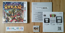 Nintendo 2DS / 3DS Code Name STEAM PAL