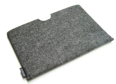 Huawei MediaPad felt sleeve case wallet, ALL MODELS, UK MADE. PERFECT FIT!