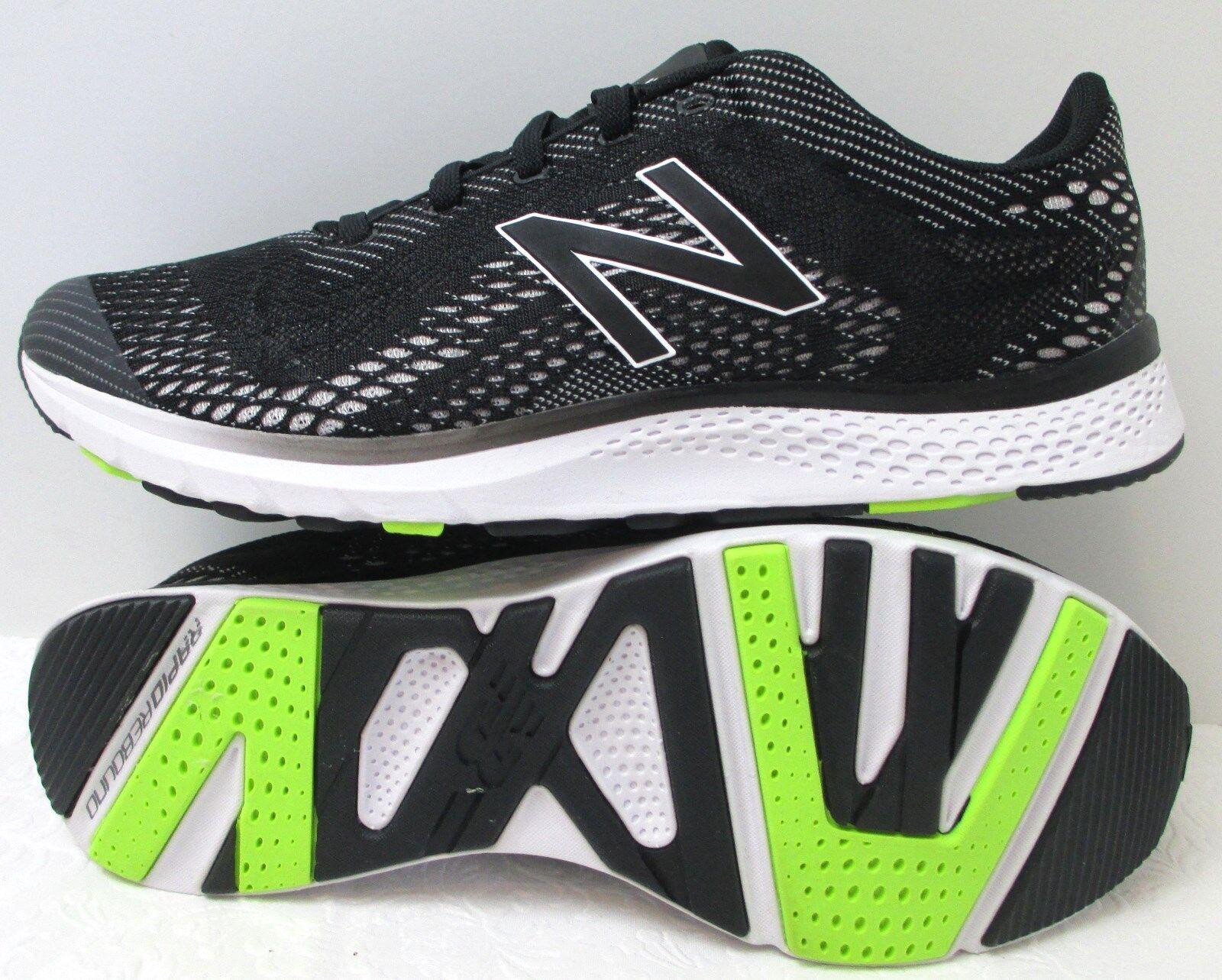 Women's New Balance Vazee Agility Black/ Lime Glo Training Sneaker Shoes