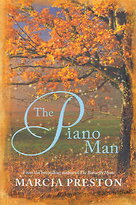 The Piano Man by Marcia Preston - Large Paperback - 20% Bulk Book Discount