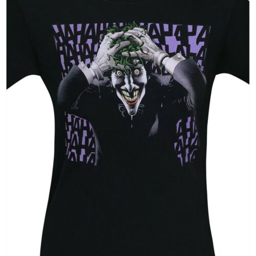 Joker The Killing Joke T-Shirt Black