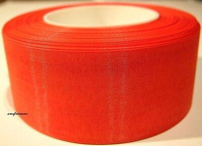 4 m Drahtband 0,39 €//m Schleifenband Hochzeit weiß od creme 25mm Kommunion