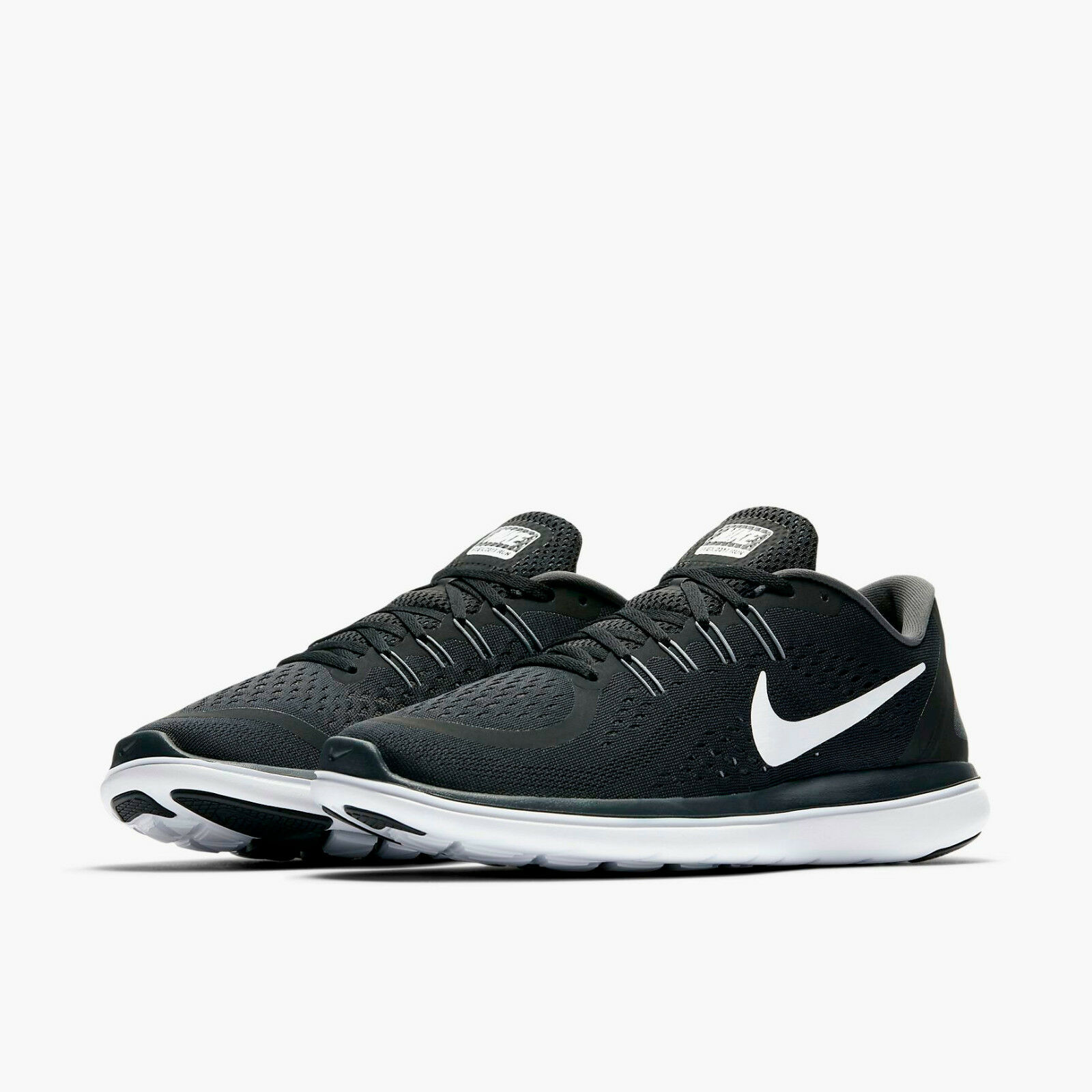 NIB NIKE Mens 10.5 FLEX 2017 RN 898457 001 BLACK CASUAL RUNNING SHOES MSRP Price reduction The latest discount shoes for men and women