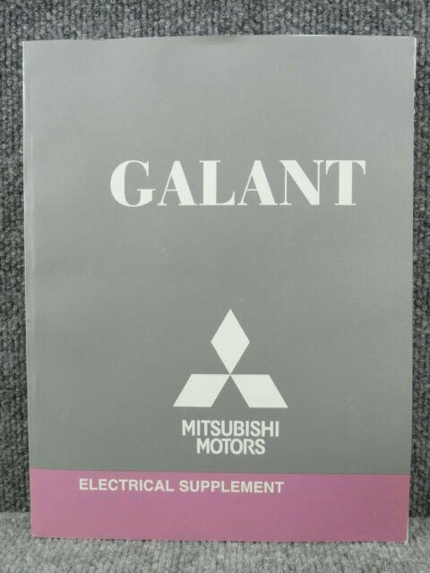 Oem 2010 Mitsubishi Galant Electrical Wiring Diagrams