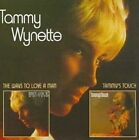The Ways to Love a Man/Tammy's Touch by Tammy Wynette (CD, Oct-2006, Raven)