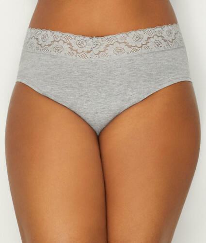 Women/'s Eve Plus Size V-lace Hipster Panty St