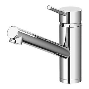 Yttran Mischbatterie Küche Ikea Wasserhahn Einhebelmischer | eBay