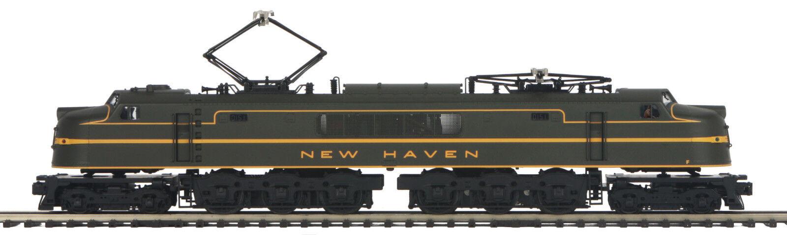 MTH  O  Gauge New Haven EF3b Eléctrico Motor 3 Cocheril con PS-3, DCC, sonido 20-5692-1