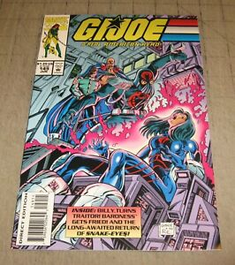 GI JOE #149 (June 1994) FN- Condition Comic - Short Print Run G.I. JOE