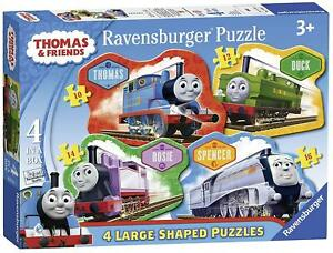 Ravensburger-4-Large-Shaped-Puzzles-in-a-Box-Thomas-amp-Friends-07078
