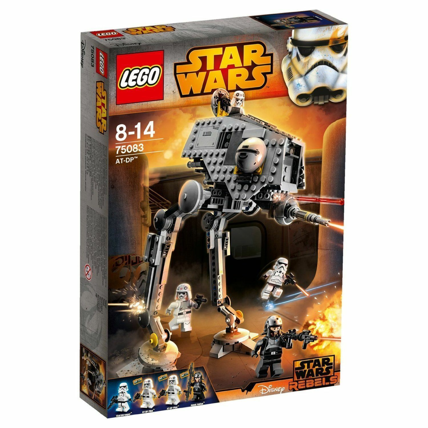 LEGO® LEGO® LEGO® Star Wars™ 75083 AT-DP™ NEU & OVP 3aa930