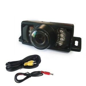Car Reversing Rear View Camera Backup Parking 170° Night Vision Waterproof 7 LED