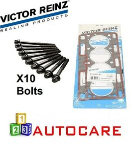 Victor Reinz Cylinder Head Sealing Kit Seal kit For VW VR6 2.8 2.9 Ford Galaxy