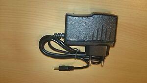 Bloc-transfo-alimentation-SEGA-NOMAD-ac-adapter-fr-euro-plug-neuf-new-neu