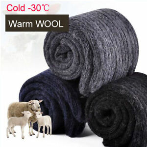 New-Mens-Wool-Cashmere-Warm-amp-Comfortable-amp-Pure-Winter-Thick-Socks-One-Pair