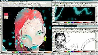INKSCAPE Pro Illustrator Vector drawing imaging Software suite Windows 10 8 7