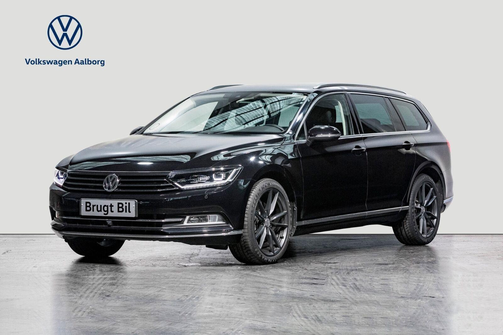 VW Passat 1,8 TSi 180 Highl. Prem. Vari. DSG 5d - 374.900 kr.