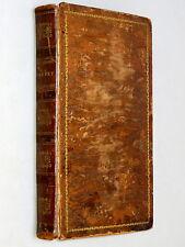 MEDITATIONS & CONTEMPLATIONS - James Hervey (c.1830) full leather bound Illustr.