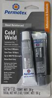 Permatex 14600 Cold Weld Bonding Compound - 2 Oz.