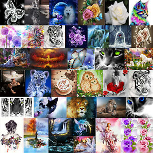 5D Diamond Painting Diamant DIY Kreuzstich Stickerei Malerei Bilder Stickpackung