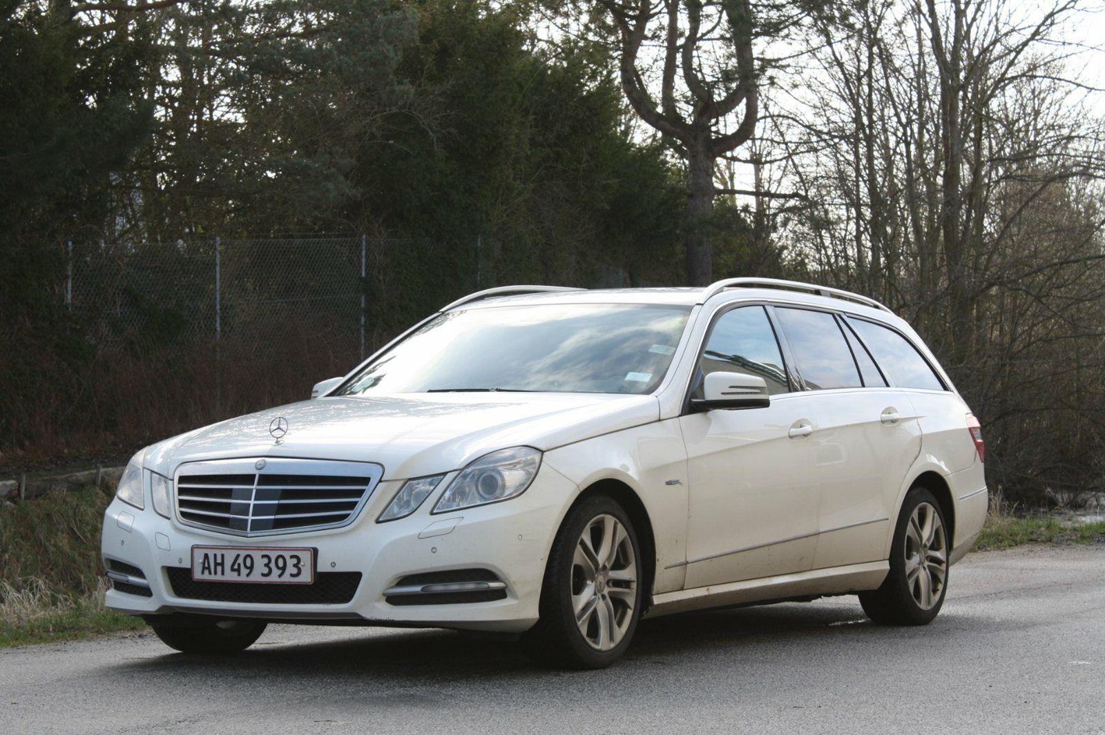 Mercedes E350 3,0 CDi Avantgarde stc. aut. 4-M 5d