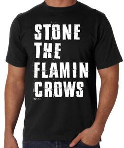 71c602c0550 Stone The Flamin Crows Alf Stewart Home And Away Aussie Bogan Black ...