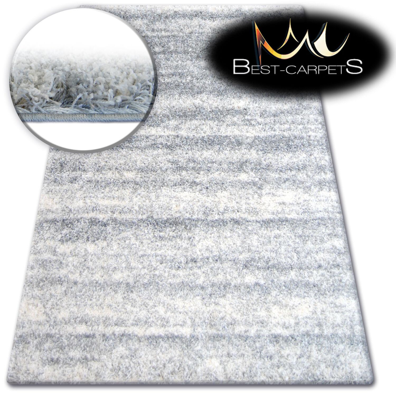 Belle et Très Doux Tapis Shaggy' Zena 'Haute Qualité Moelleux Cher Carpets