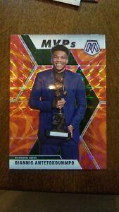 2019-20-Mosaic-Giannis-Antetokounmpo-MVP-Orange-Reactive-Prizm