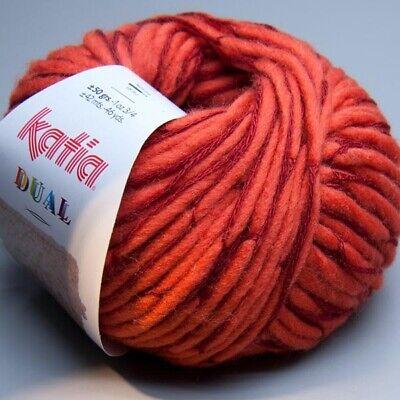 Katia Cuzco 410 rielar marron 50g lana 8.60 EUR por 100 G