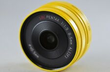 [Exc⁺⁺] PENTAX 01 Standard Prime 8.5mm F1.9 AL Yellow Lens For Q-Mount