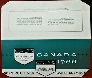 Canada-1966-Annual-Souvenir-Card-Series-8