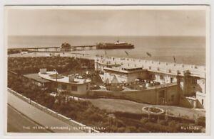 Kent postcard - The Winter Gardens, Cliftonville P/U 1954 (A730)