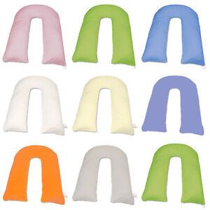 U-Pillow-Pillowcases-9-12-Ft-Comfort-Full-Body-Back-Support-Maternity-Pregnancy