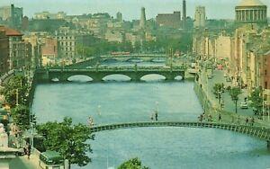 Postcard-River-Liffey-Dublin-Ireland