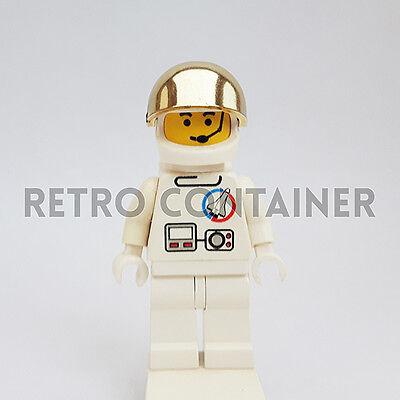 1x sp050 LEGO Minifigures Space Omino Minifig Futuron Astronaut Black