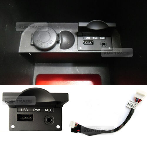 OEM Genuine USB iPod Jack+Console Extension Wire for HYUNDAI 2006-2010 NF Sonata
