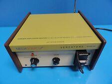 Medasonics Versatone D8 Opt 1 Doppler Ultrasound With P82 Amp P83 Probes 11530