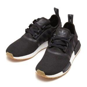 Adidas NMD R1 Black Gum Mens