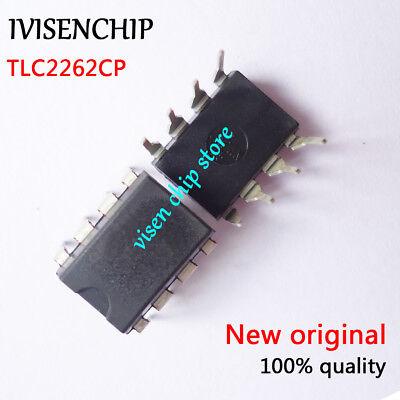 1-10pcs TLC2262CP TLC2262C TLC2262 DIP-8