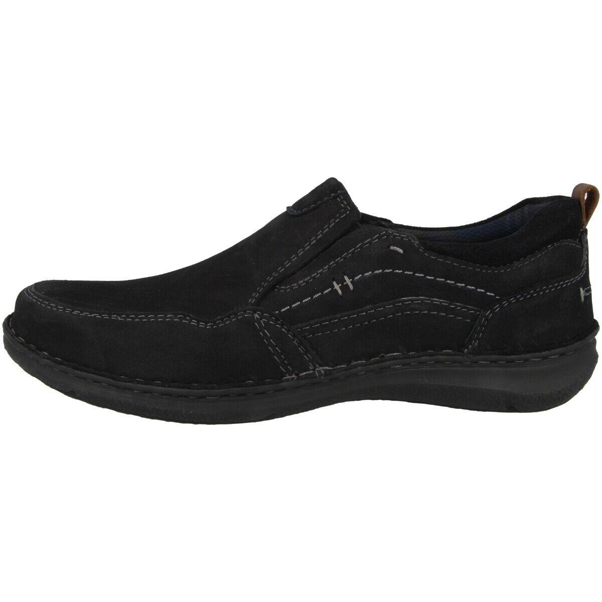 Josef Seibel Anvers 48 Schuhe Herren Halbschuhe Comfort Slipper 43648-TE21-101